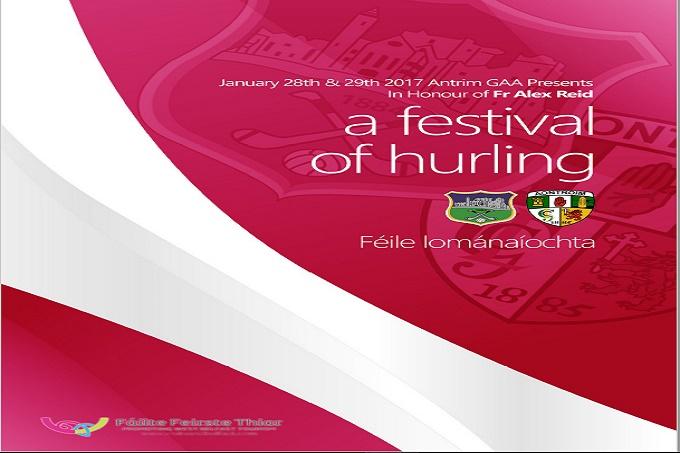 Hurling Festival Programme