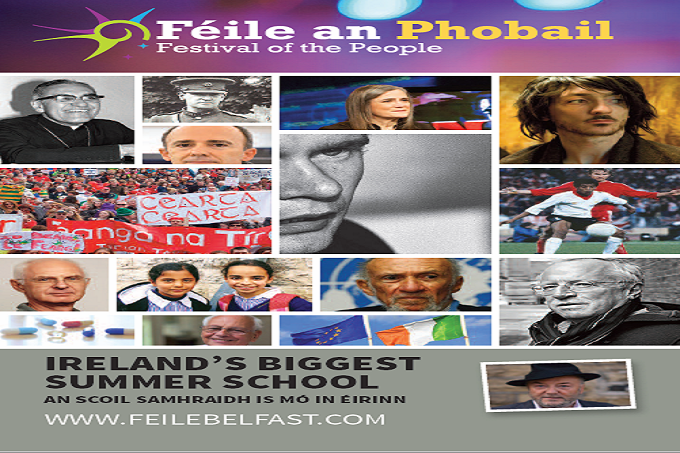 Féile an Phobail Debates & Discussions