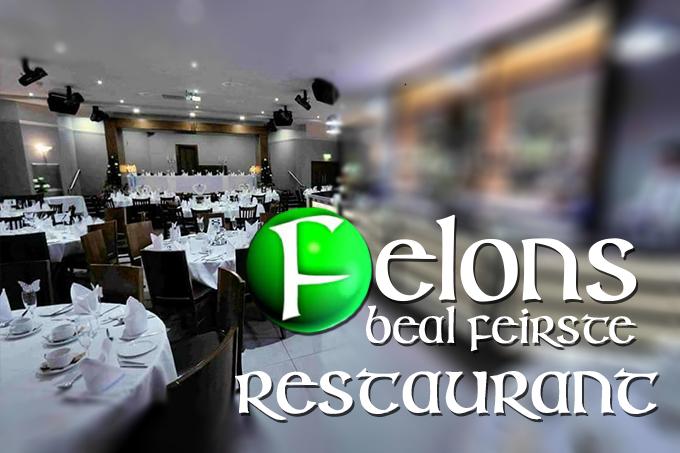 Goodfellas Restaurant Menu Belfast