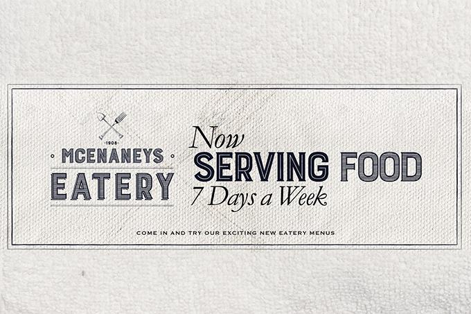 McEnaneys Eatery