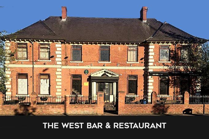 The West Bar & Restaurant
