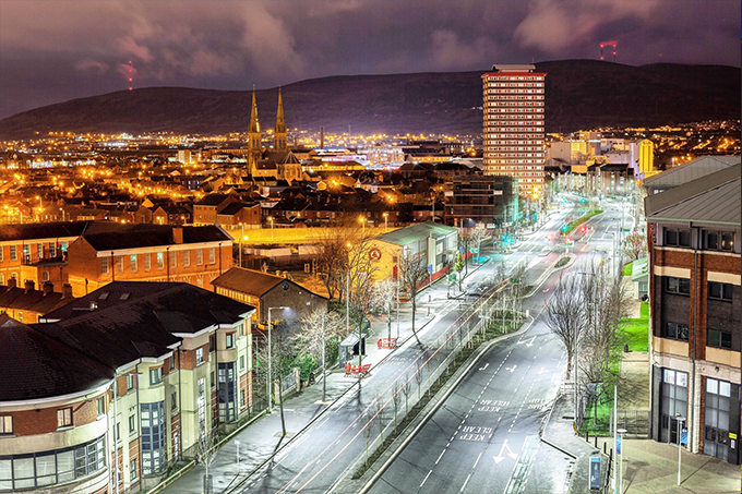 West Belfast Night